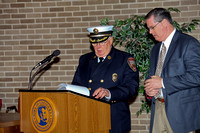Fire/Medic Barry Morse Swearing In Ceremony March 31, 2011