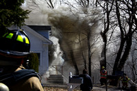 Working Fire Warwick, RI 23 Alice Ave March 28, 2011