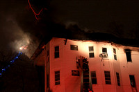 3rd Alarm Worcester, MA 8 Henchman Terrace February 7, 2011