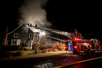 2nd Alarm Grafton, MA 48 Blanchard Rd November 19, 2012