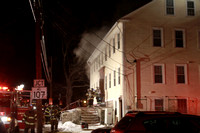 3rd Alarm Burrillville, RI 176 Harrisville Main Street January 05, 2010