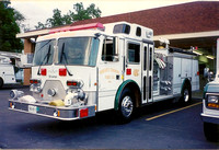 Wrights Corners Fire Dept Lockport, NY 1996