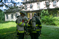 Working Fire Mendon, MA 3 Bates Street July 8, 2013
