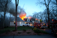 4th Alarm Uxbridge, MA 175 Kasey Court April 10, 2012