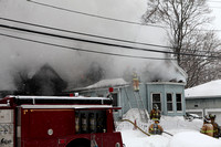 2nd Alarm Grafton, MA 5 North Main Street February 1, 2011
