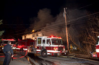 3rd Alarm Grafton, MA 13 Oak Street March 14, 2012
