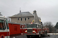 2nd Alarm Pawtucket, RI 289 West Ave January 25, 2010