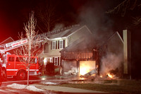2nd Alarm Northbridge, MA 276 Lincoln Circle January 31, 2010