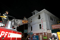 2nd Alarm North Providence, RI 1394 Douglas Ave October 2, 2017