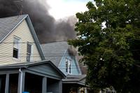 2nd Alarm on Arrival Buffalo, NY 48 Schrek St July 30, 2010