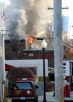 2nd Alarm on Arrival Providence, RI 405 Promenade Street November 5, 2006