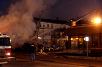 7th Alarm + Lawrence, MA Parker & Market Sts January 21, 2008