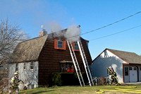 2nd Alarm Burrillville, RI 190 Sherman Farm Rd January 27, 2010