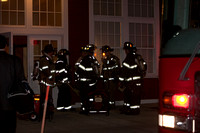 North Smithfield RI 19 Railroad St Apt fire December 1, 2012