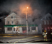3rd Alarm Milford, MA 66 Central Street January 19, 2012