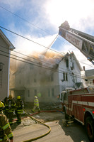 3rd Alarm Central Falls, RI 388 Central Street March 18, 2015