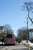 3rd Alarm North Attleborough, MA 33-35 Columbia Street March 23, 2015
