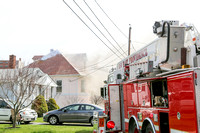 2nd Alarm East Providence, RI 348 Sutton Ave April 13, 2017